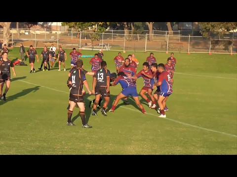Championship Rugby by Vayda- Rnd 6 Curtin V Kwinana Highlights