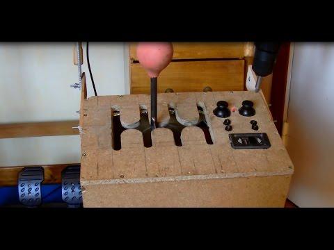 boite de vitesse en h pour pc faite maison pour 0 homemade h shifter for pc for 0 youtube. Black Bedroom Furniture Sets. Home Design Ideas