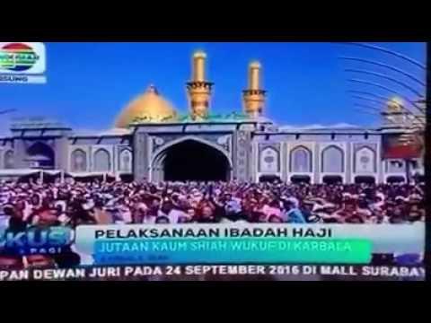Indosiar membongkar Kesesatan Syiah