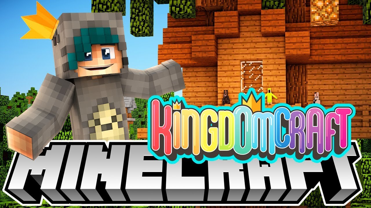 Collecting The Cutest Army Kingdomcraft Factions Smp Ep6
