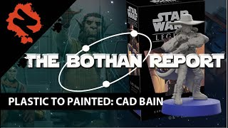 Nessie Knows - Bothan Report: Painting Cad Bane