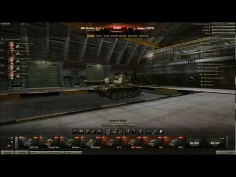 World of Tanks - M24 Chaffee Tier 5 Light Tank - The Scrappy Doo Tank