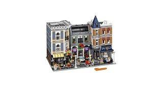конструктор Lego Assembly Square 10255 обзор