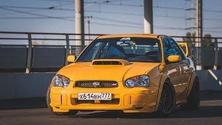 Бородатая Езда. Subaru WRX STI