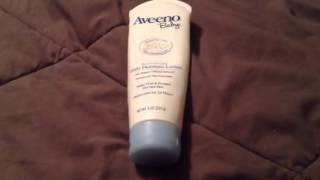 My Review of Aveeno Baby Lotion