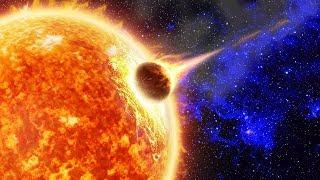 видео На Земле возможна катастрофа из-за вспышек на Солнце