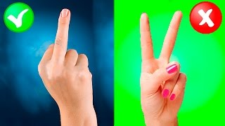 10 Gestos Que Has Usado Mal Toda Tu Vida | Con ToxoMoroxo