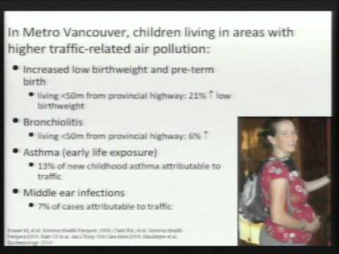Let's Talk About: Air Pollution How Does It Affect Your Lung, Heart & Blood Vessels? (1/2)