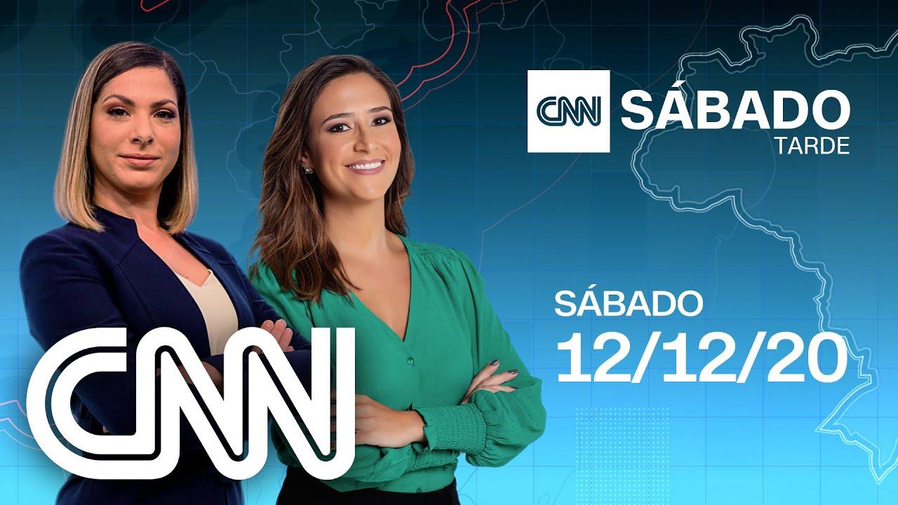 CNN SÁBADO TARDE - 12/12/2020