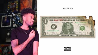 "Gambar cover Royce Da 5'9"" - THE ALLEGORY ALBUM Review"
