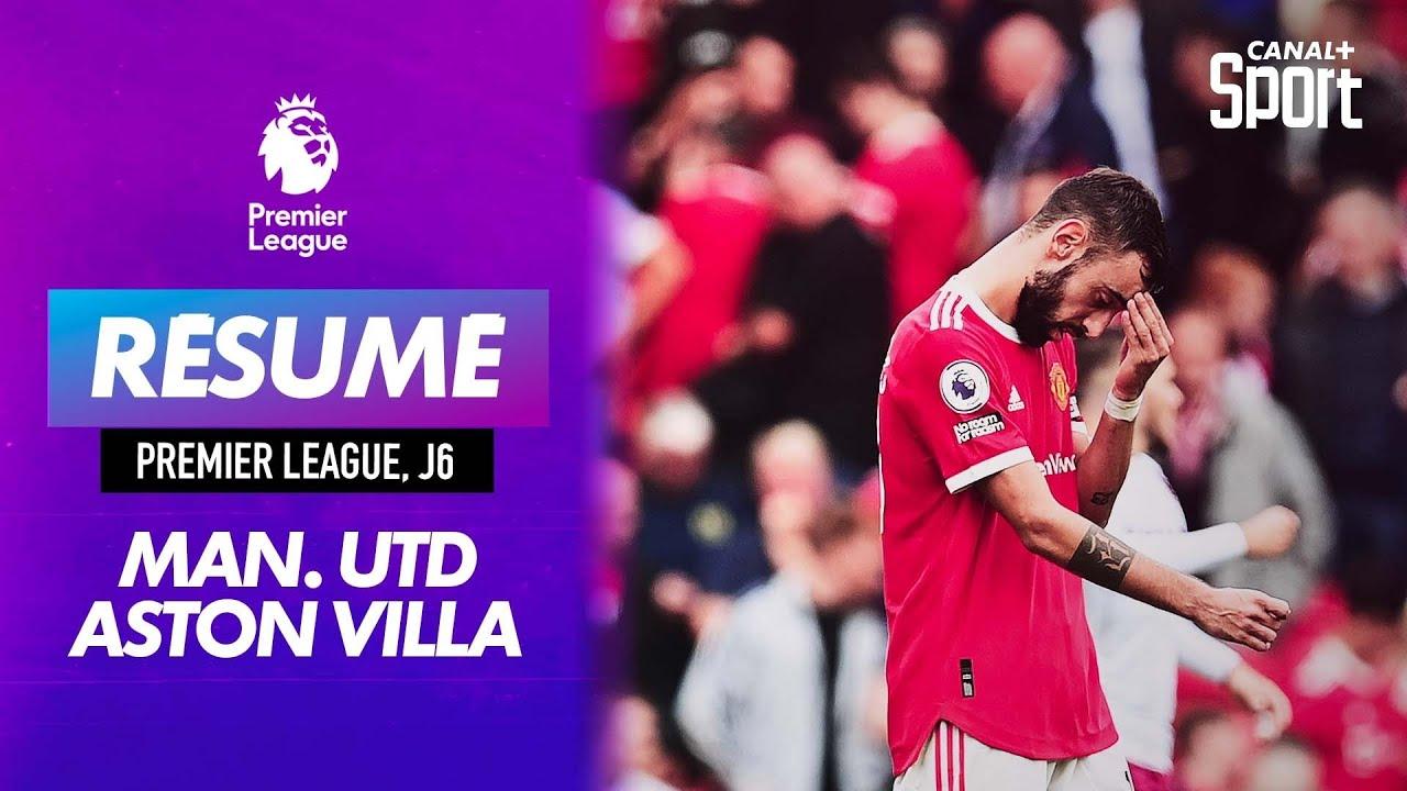 Download Le résumé de Manchester United / Aston Villa - Premier League (J6)