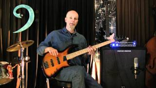 MTD Kingston Basses