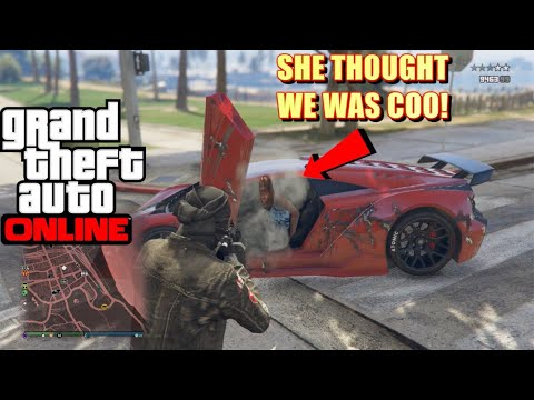 BEEF IN THESE GTA STREETS! ( FUNNY GTA ONLINE GAMEPLAY)
