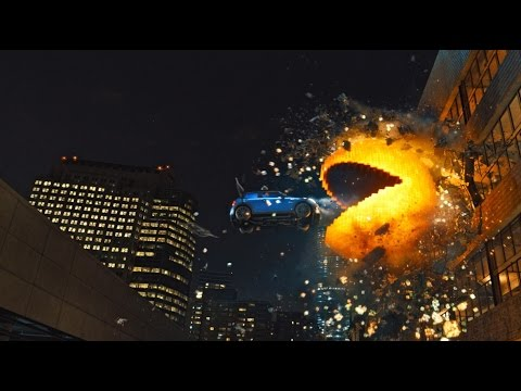 PIXELS - HD Trailer J - Ab 30.7.2015 im Kino!