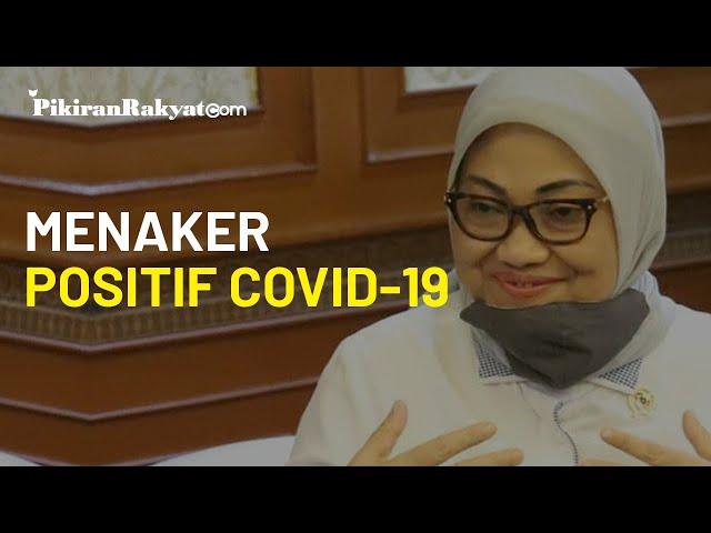 Menaker, Ida Fauziyah Terkonfirmasi Positif Covid-19 setelah Jalani Tes PCR