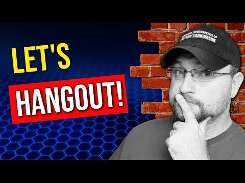 CF LIVE! - SUBSCRIBER HANGOUT - FREE LIVE CHANNEL REVIEWS - 동영상