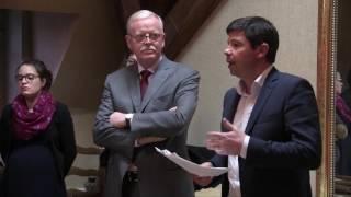 Voeux du Centre hospitalier d'Avallon (89) - Édition 2017