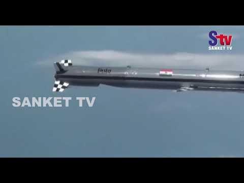 India test-fires 1000 km-range sub-sonic cruise missile Nirbhay | Sanket Tv