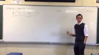 Integrating Exponential Functions