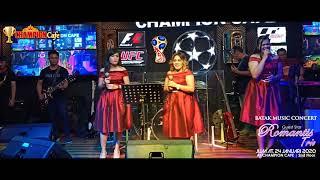 Romantis Trio - Unang Sai Dokkon Au Selingkuh (Live At Champion Cafe Medan)