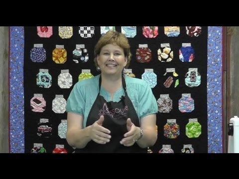 The Adorable I Spy Jar Quilt Youtube