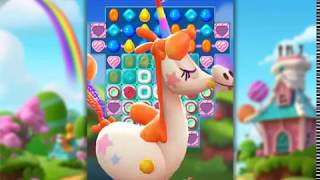 Candy Crush Friends Saga Level 405 (3 stars, No boosters)