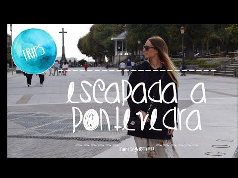 VLOG: ESCAPADA A PONTEVEDRA / Conocemos a un loro, Comemos de todo... I montsegabrielle