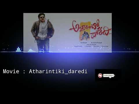 Attarintiki Daredi Mp3 Download Free