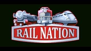 Играть онлайн поезда Rail Nation