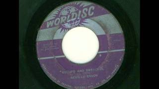 neville esson -wicked and dreadful (worldisc 1960 )