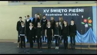 XV Święto Pieśni - cz. 5 - Chór Gimnazjum nr 2 w Krotoszynie