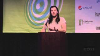 Featured Speaker Andrew W. K. - SXSW 2011