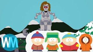 Top 10 South Park főgonosz