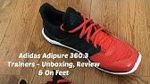 ddf40670d64 adidas adipure Trainer 360 SKU  8155265 - YouTube