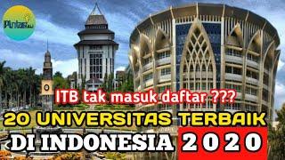 Download 🔴 [TERBARU] TOP 20 UNIVERSITAS TERBAIK DI INDONESIA TAHUN 2021