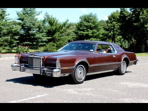 1976 lincoln continental mark iv 55k mile 1 owner survivor. Black Bedroom Furniture Sets. Home Design Ideas