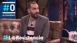 LA RESISTENCIA - Las mejores navidades de Jorge Ponce | #LaResistencia 07.01.2019