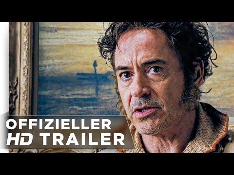 Die fantastische Reise des Dr. Dolittle - Trailer deutsch/german HD