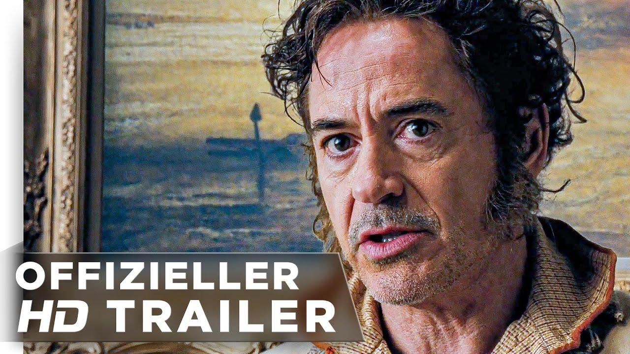 ie fantastische Reise des Dr. Dolittle - Trailer deutsch