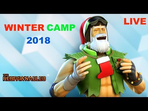 *NEW* PETS, GUNS & MORE WINTER CAMP 2018 EVENT UPDATE RESPAWNABLES | COMPLETING TRIAL 1