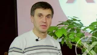Агапитов Сергей - обучение благовестию. Свидетельство . Церковь Возрождение