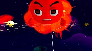 Children Learn The Solar System | Educational Babybus Little Panda Kids Games to Play Android / IOS
