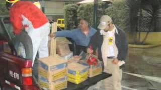 Erdbeben Peru 2007 - Interview mit Nothelfer