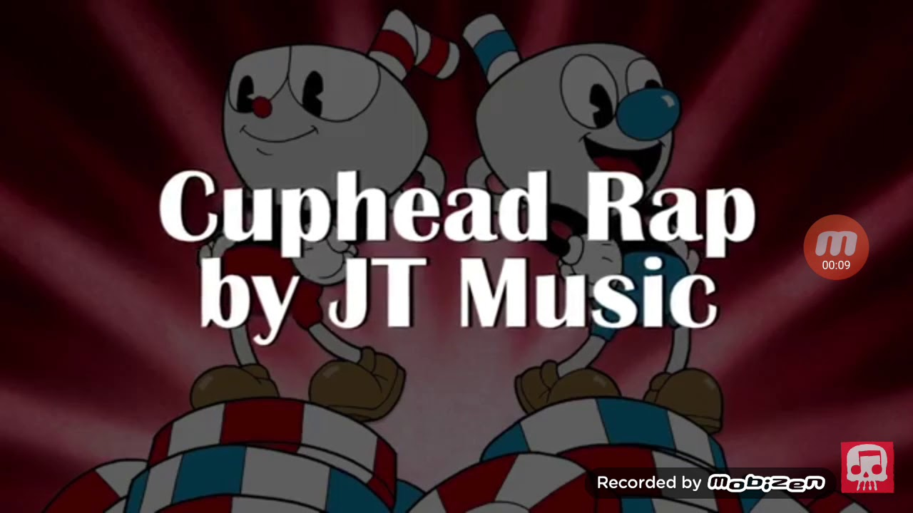 Cuphead rap lyrics (not by me)