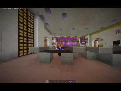 Casa De Lab Rats No Minecraft Youtube