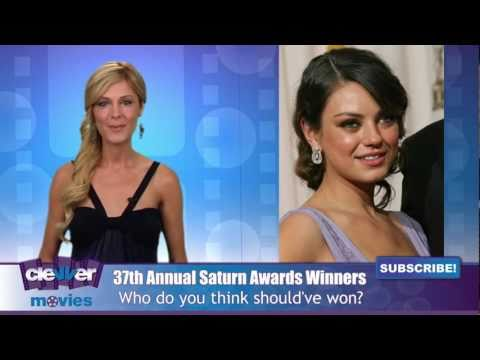 37th Annual Saturn Awards Winners Recap: Inception, Let Me In, Salt...