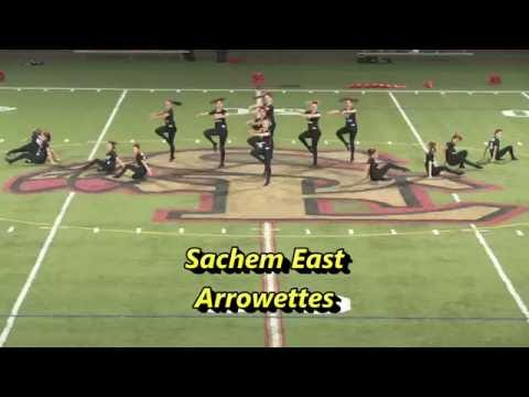 Sachem East Arrowettes - 2016