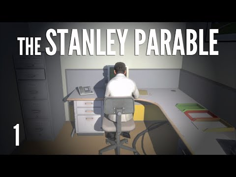 THIS IS STANLEY - Let's Play - The Stanley Parable - 1
