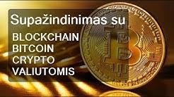 bitcoin paskaita)