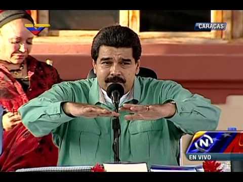 Clausura X Encuentro de Intelectuales: Pdte Nicolás Maduro, discurso completo